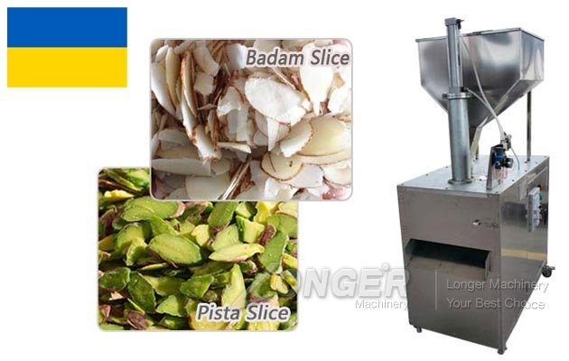 Equipment for Making Nuts Slices