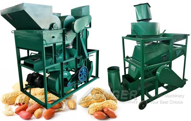 Peanut Cleaning & Shelling Machine China