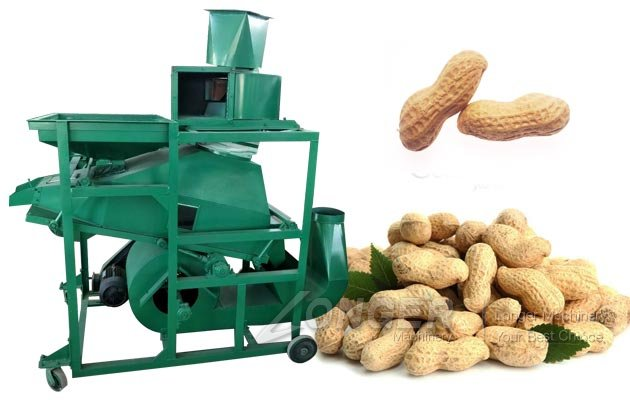 Peanut Stone Cleaning Machine for Sale