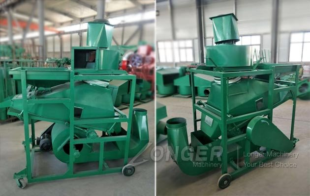 Peanut Stone Cleaning Machine Operation Guide