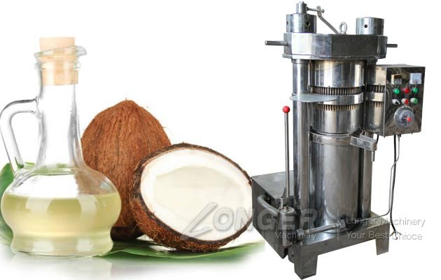 Coconut Oil Extraction Process