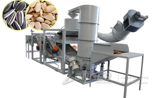 Sunflower Seed Dehulling Machine for Sale