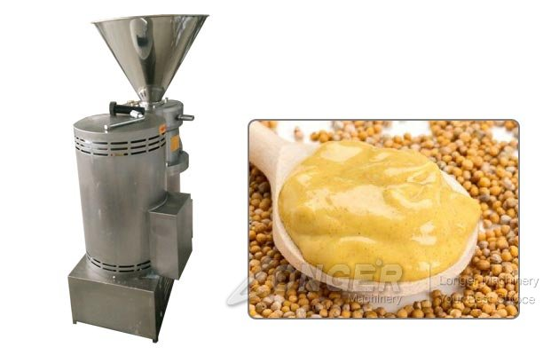 Mustard Sauce Making Machine