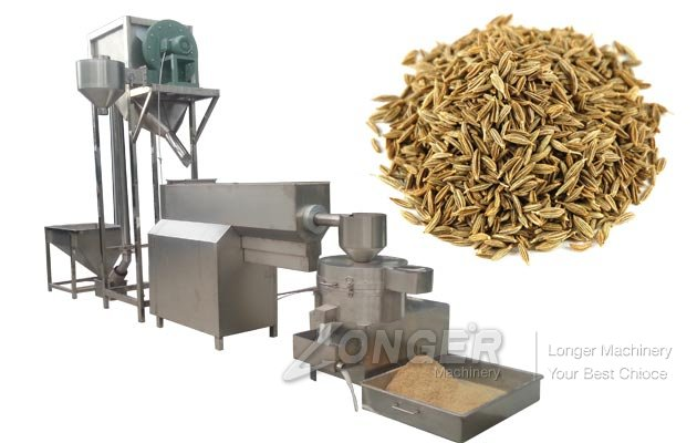 Commercial Cumin Seed Jeera Cleaning Machine Price