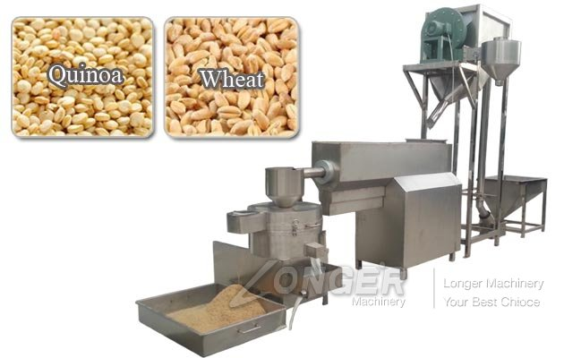 Wheat Cleaning Machine Manufacturer