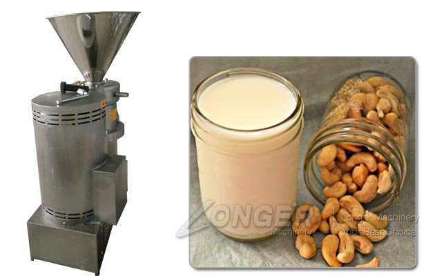 Industrial Cashew Milk Maker Machine