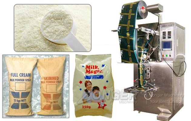 Milk Powder Packing Machine Germany