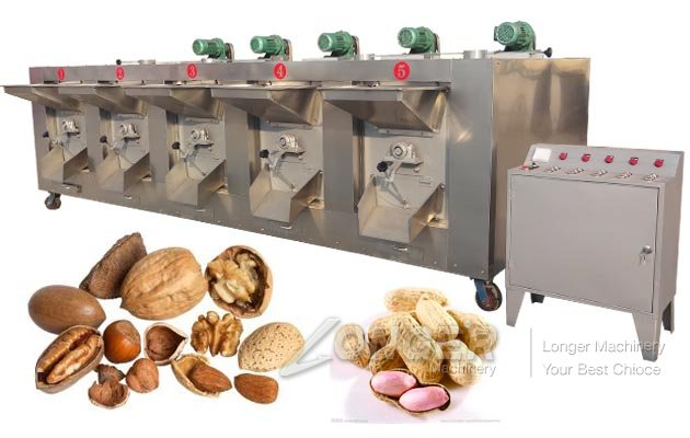 Nuts Drying Machine Manufacturers