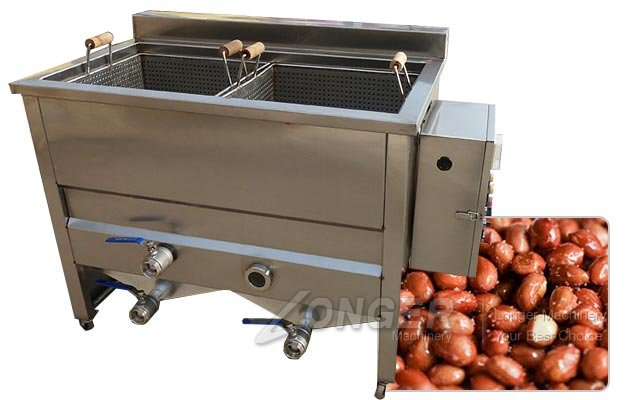 Peanut Fryer Machine Manufacturer