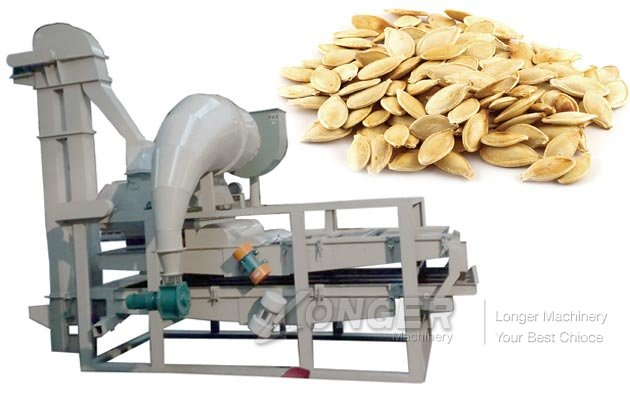 Automatic Butternut Seed Shelling Machine|Pumpkin S