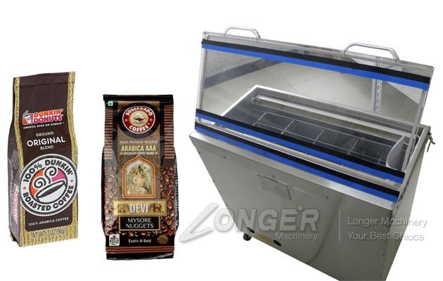 Small Vacuum Packaging Machine for Coffee Cocoa Powder