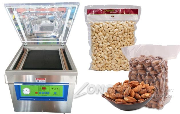 Cashew Vacuum Packaging Machine Price
