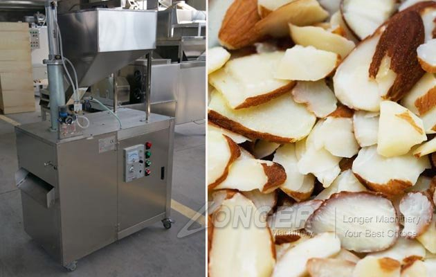 Almond Slicer Machine for Sale