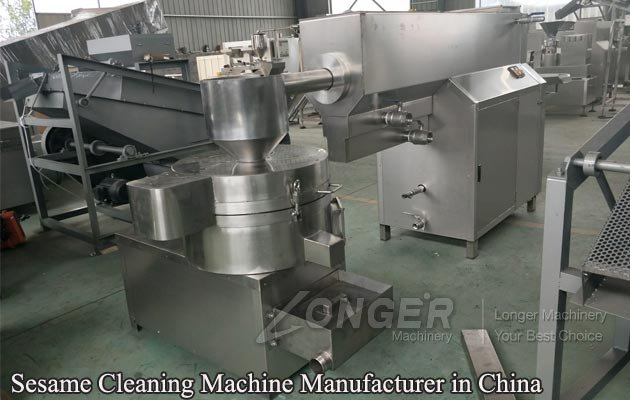 Sesame Cleaning Machine Manufacturers in China