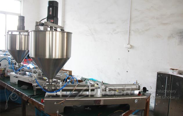 High Viscosity Liquid Filling Machine China