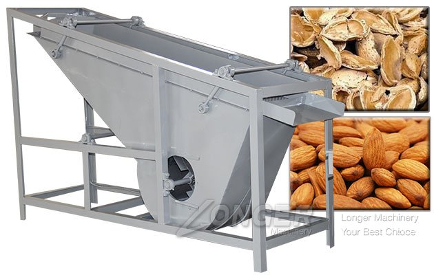 Industrial Almond Separating Machine for Shell and Kernel Manufacturer