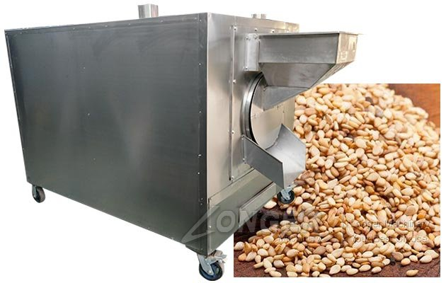 Electric Sesame Seed Roasting Machine LGMHK-1 Single Drum