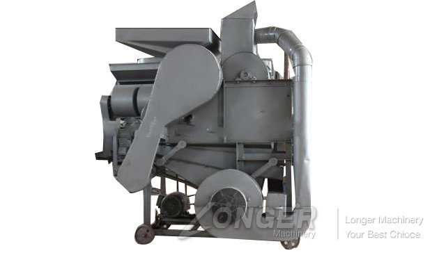 Peanut Shell Removing Machine