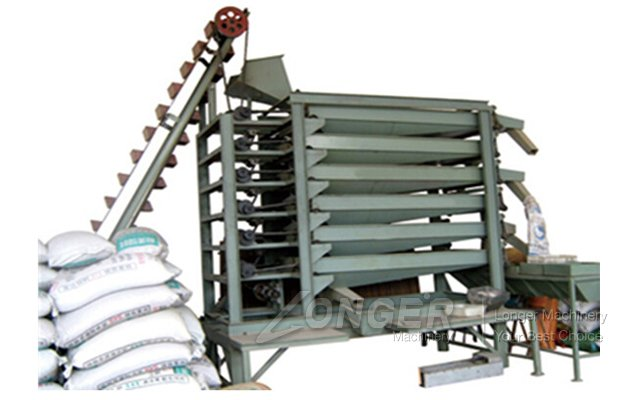 Peanut Sorter Machine
