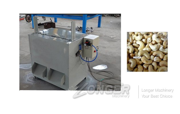 Cashew Nut Sheller Machine
