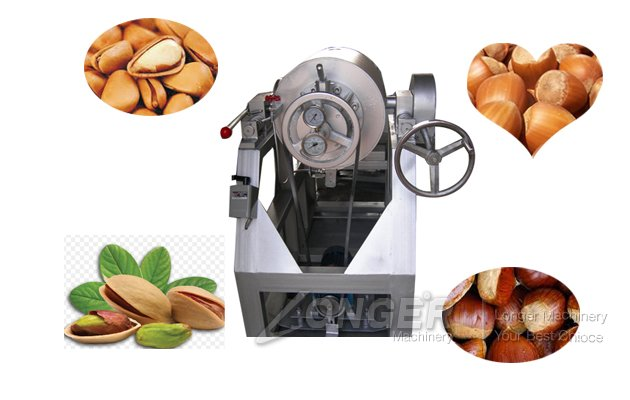 Pistachio Nut Cracking Machine