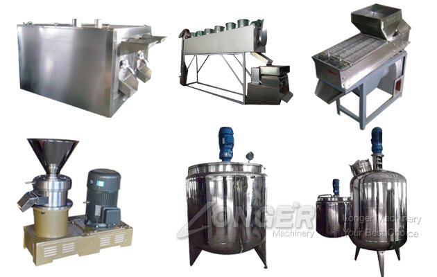 Commercial Peanut Butter Production Line Supplier