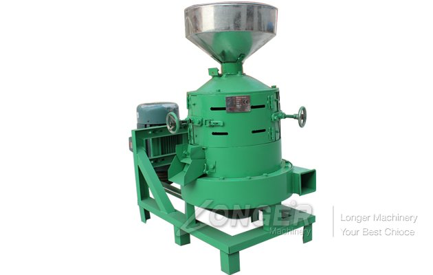 Grain Beans Peeler Machine
