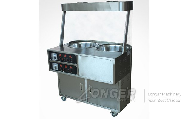 Chestnut Frying Machine