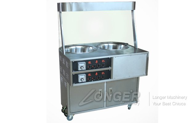Chestnut Fryer Machine