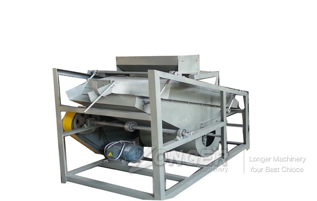 Single-stage Almond Sheller Machine