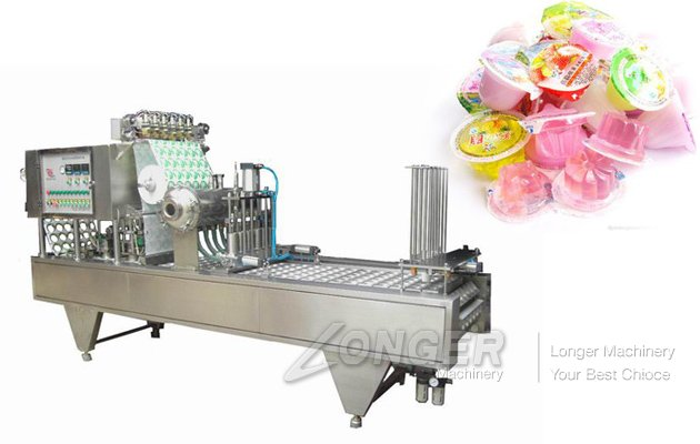 Jam Filling and Sealing Machine