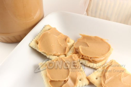 Peanut butter and almond butter