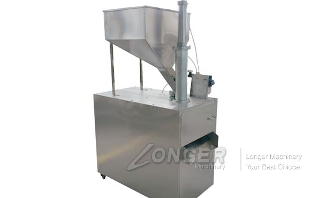 Almond Slicer Peanut Slice Cutting Machine
