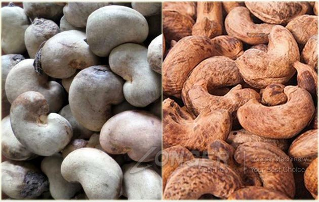 Sheller Machine for Cashew Nuts