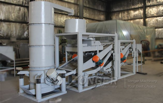 pumpkin seed shelling machine