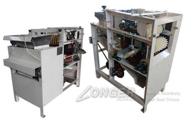 wet groundnut peeler machine