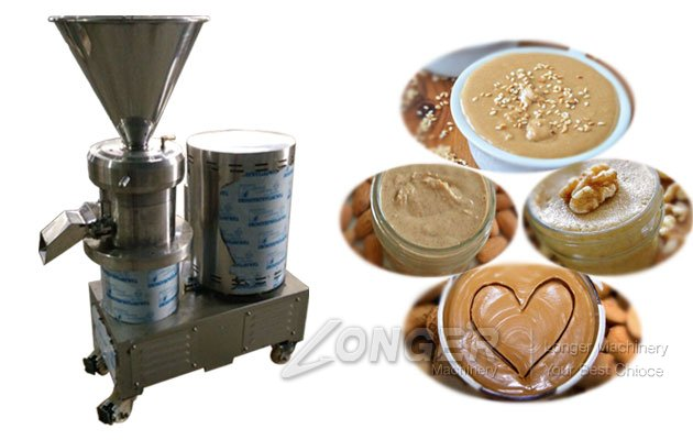 Colloid Mill Clean Method