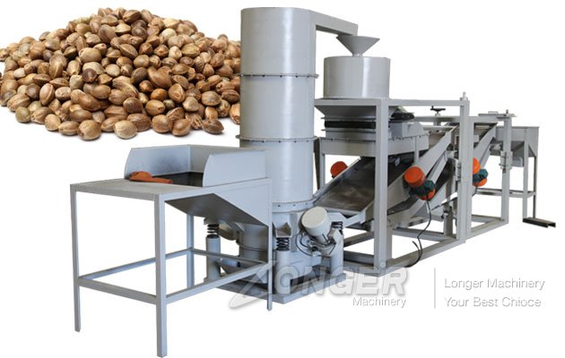 hemp seed shelling machine for sale