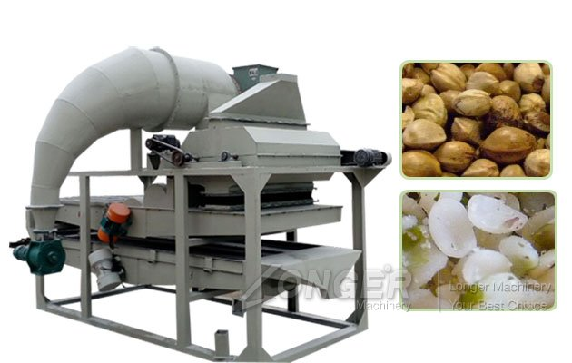 Hemp seed Sheller Machine