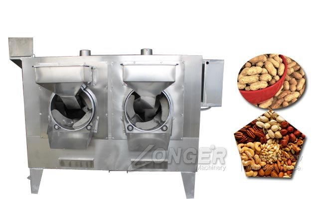 golden age of peanut roasting machine