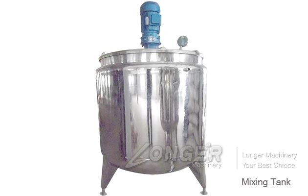 choose good quality mixing tank