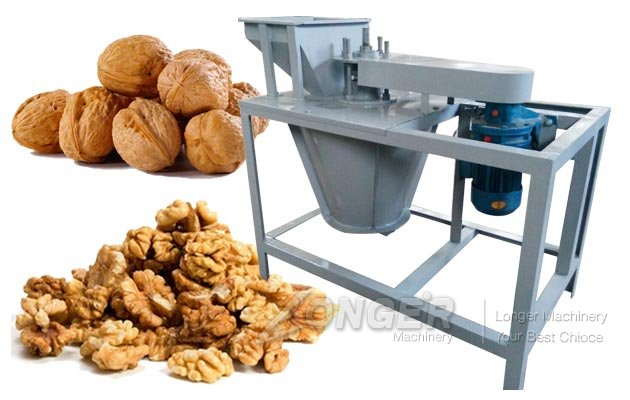 Walnut Hulling Machine for Factory