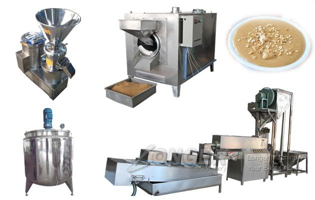Sesame Butter Production Line Price