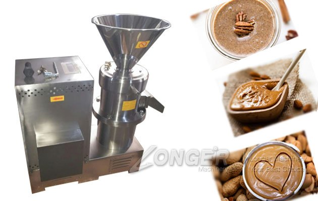 Almond Butter Grinder Machine