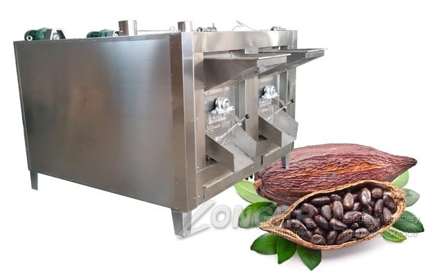 Cocoa Bean Roasting Machine Price Cacao Roaster For Sale