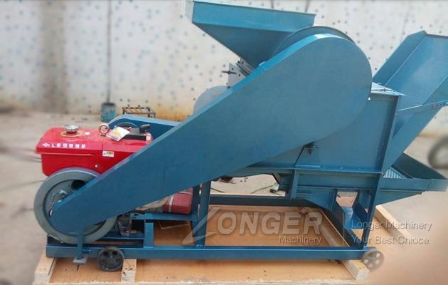 Tea Seed Shelling Machine