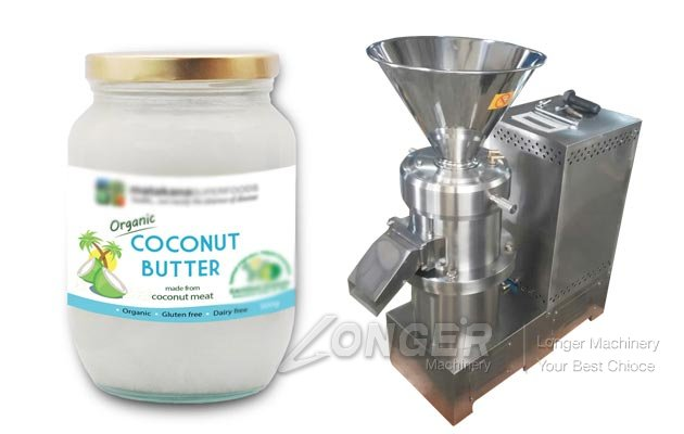 Coconut Butter Grinder Machine