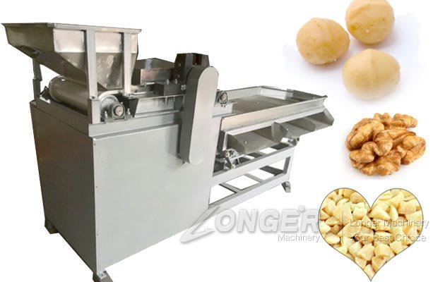 Macadamia Nut Chopping Machine
