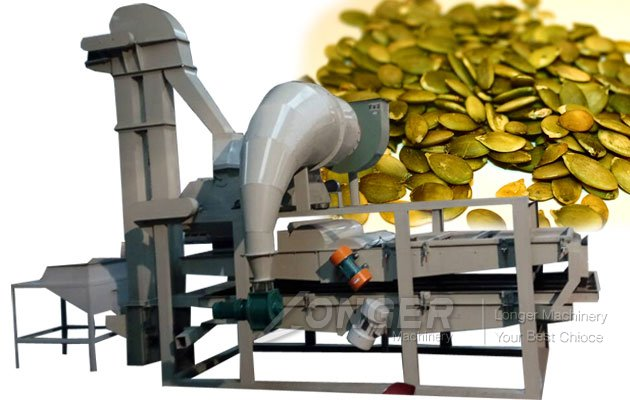 Pumpkin Seed Hulling Machine