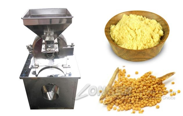 Yellow Mustard Powder Making Machine